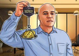 Kay van-Petersen voorspelt dat bitcoin naar de $100.000 gaat